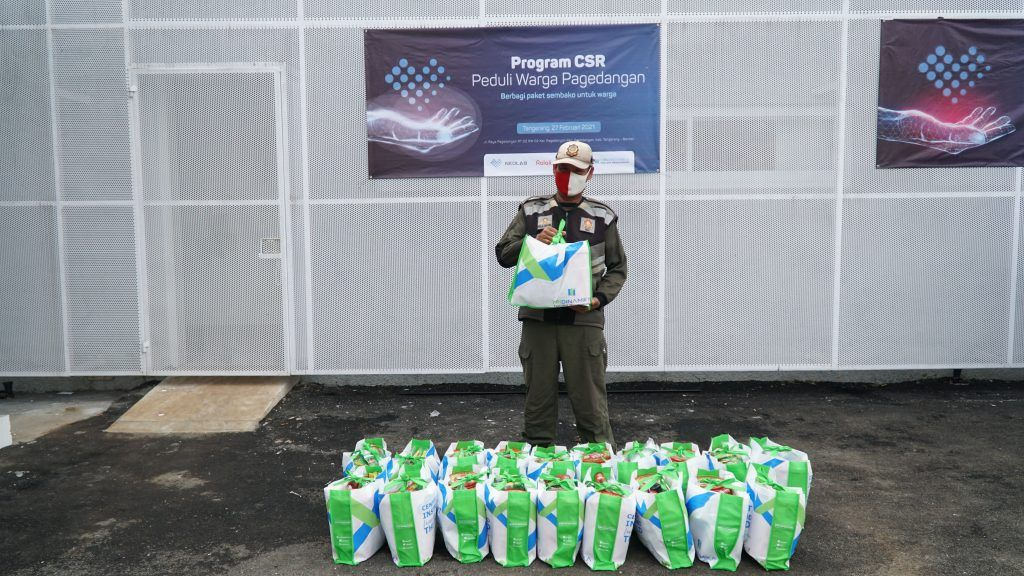 Ralali Group Rangkul Masyarakat Melalui Program CSR Peduli Warga Pagedangan