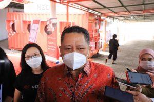 Whisnu Minta Swab Drive Thru di Surabaya Bisa Support Testing Covid-19