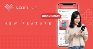 Booking System NeoClinic